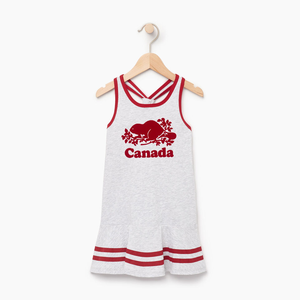 Roots-Kids Our Favourite New Arrivals-Toddler Canada Tank Dress-Snowy Ice Mix-A