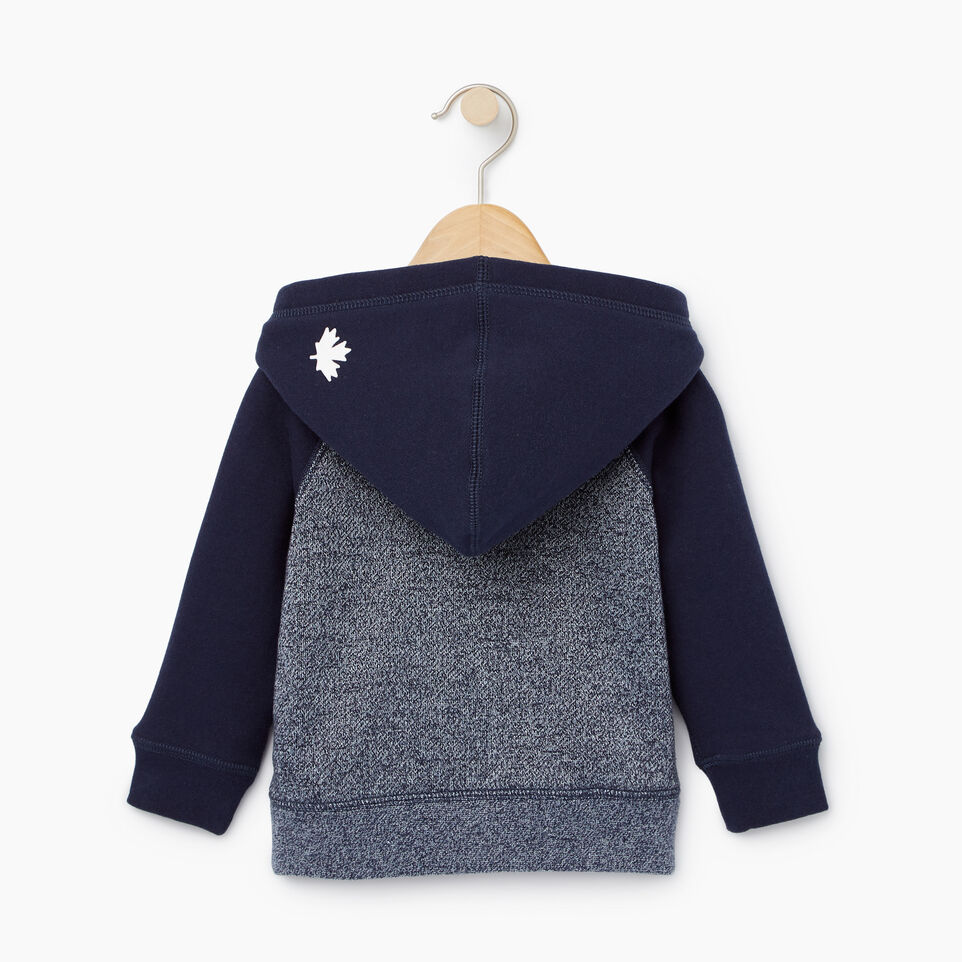 Roots-undefined-Baby Original Full Zip Hoody-undefined-B