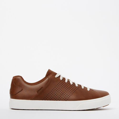 Roots-Footwear Men's Footwear-Mens Bellwoods Low Sneaker-Natural-A