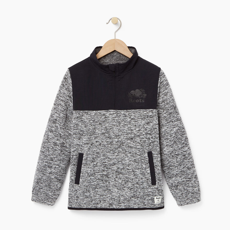 Roots-undefined-Boys Multi Fabric Pullover-undefined-A