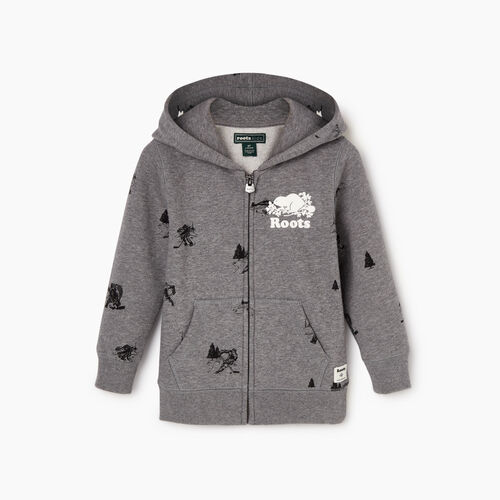 Roots-Kids Our Favourite New Arrivals-Toddler Hockey Aop Full Zip Hoody-Medium Grey Mix-A