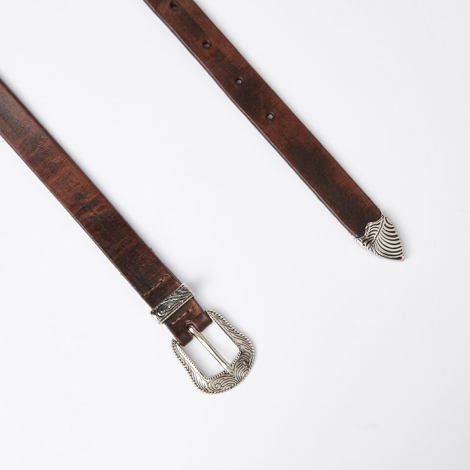 Roots-undefined-Ceinture Petite Boucle Western-undefined-B