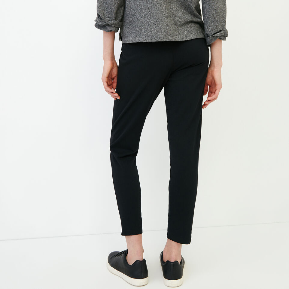 Roots-Women Our Favourite New Arrivals-Summerside Sweatpant-Black-D