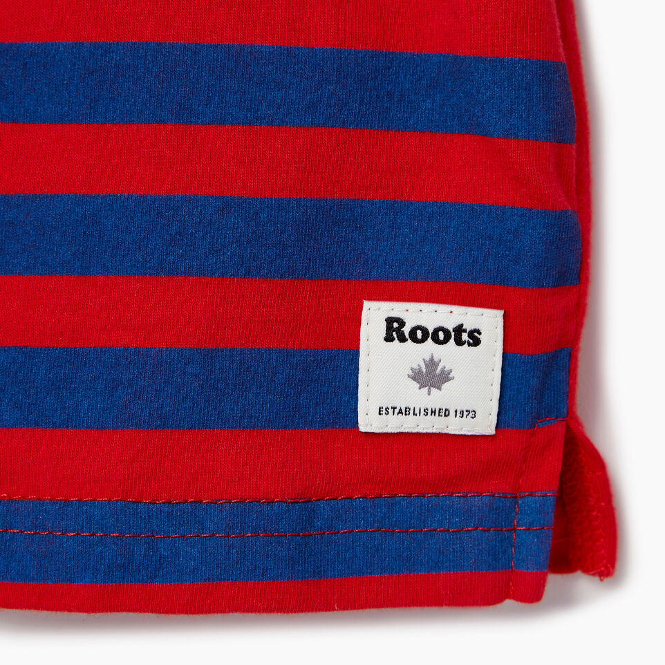 Roots-undefined-Toddler Cooper Beach Stripe T-shirt-undefined-C