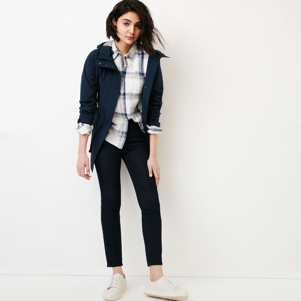 Roots-Women Our Favourite New Arrivals-All Seasons Relaxed Shirt-Wind Chime-B