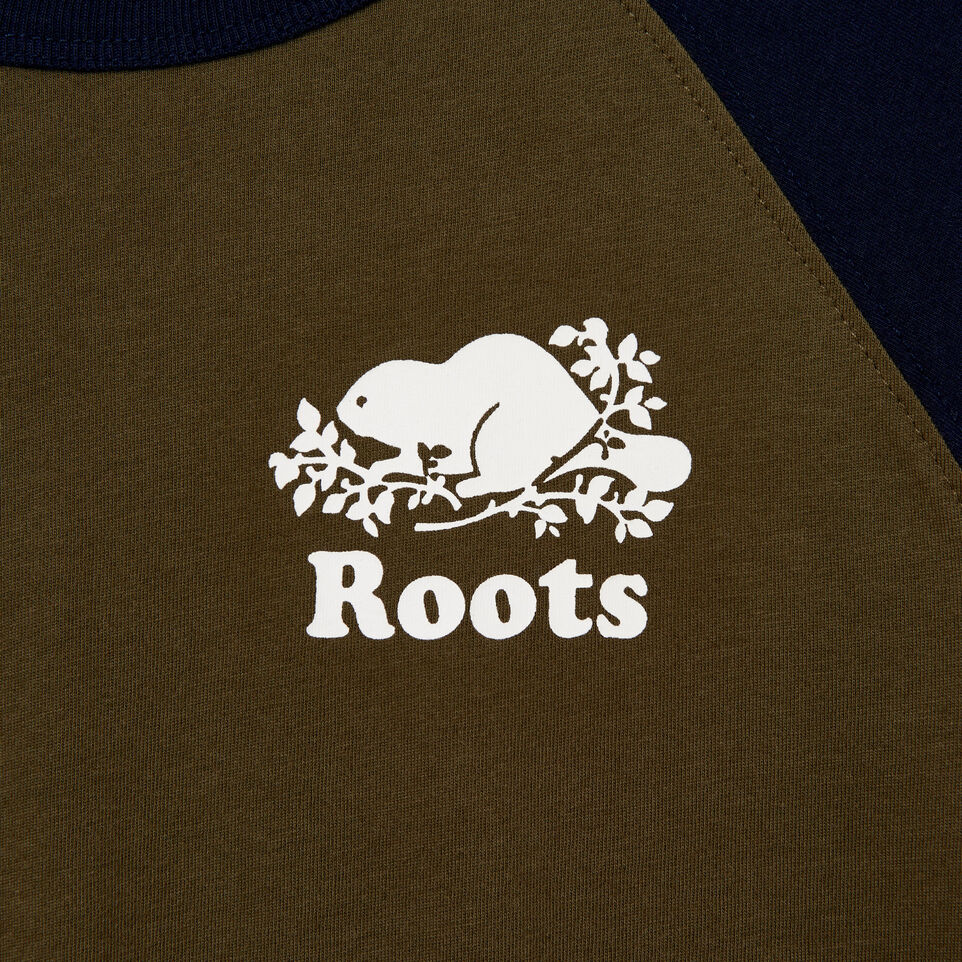Roots-undefined-Boys Cooper Beaver Raglan T-shirt-undefined-C