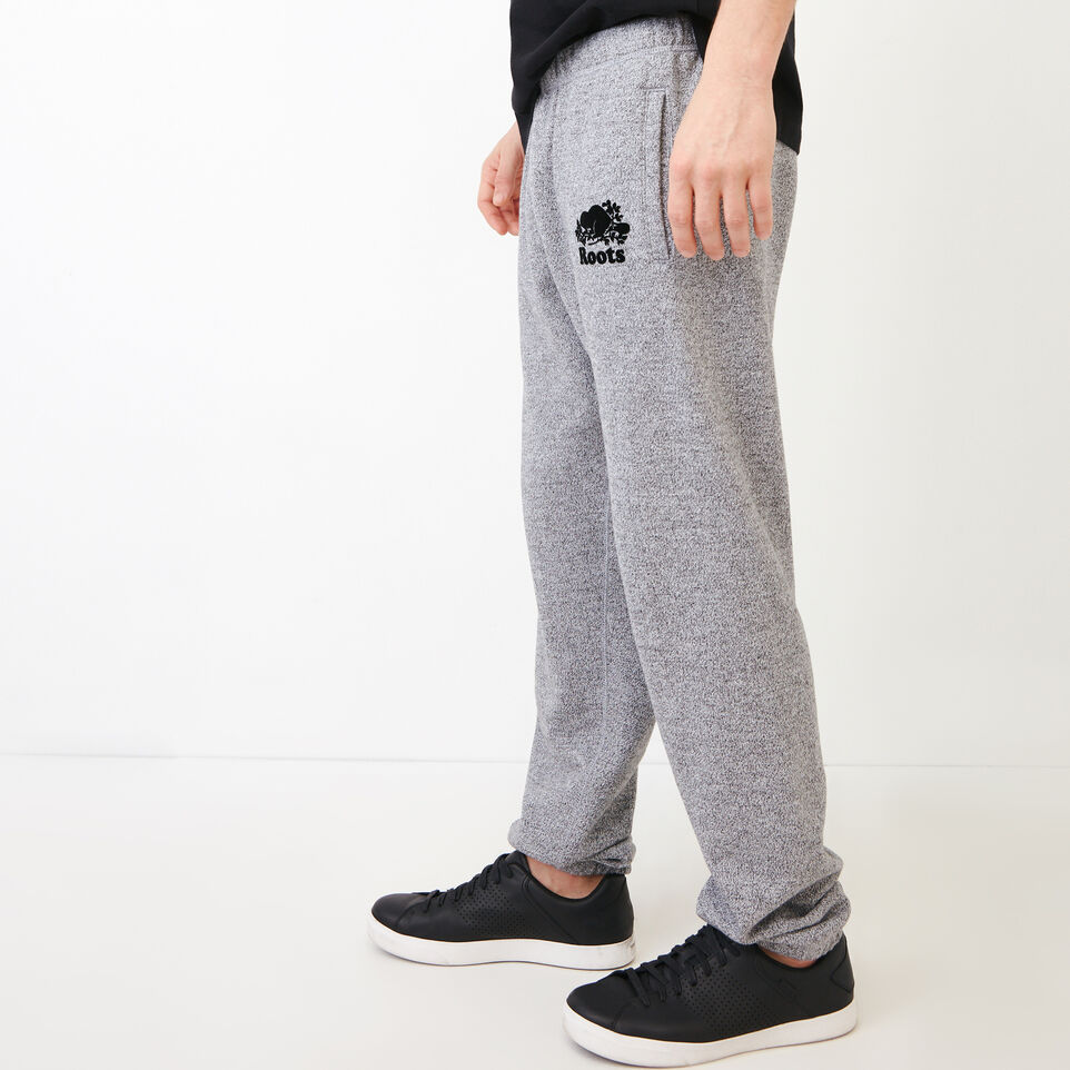 Roots-undefined-Roots Salt and Pepper Original Sweatpant-undefined-C