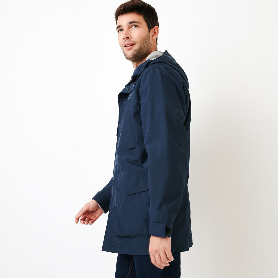 Roots-Men Our Favourite New Arrivals-Westport Spring Coat-Navy Blazer-C