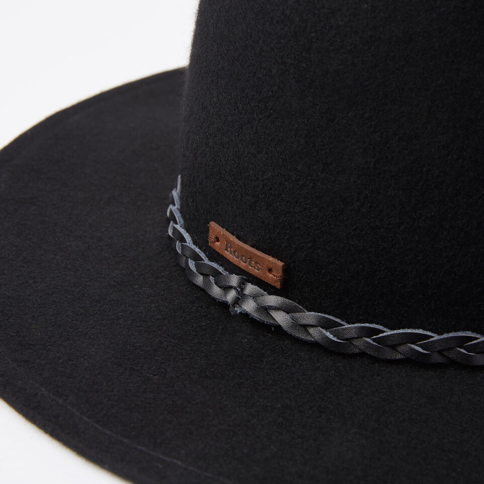 Roots-undefined-Annie Felt Fedora-undefined-E