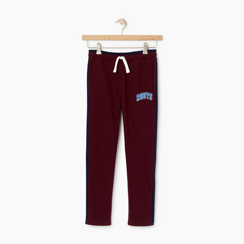 Roots-Clearance Kids-Boys 2.0 Jogger-Cabernet-A
