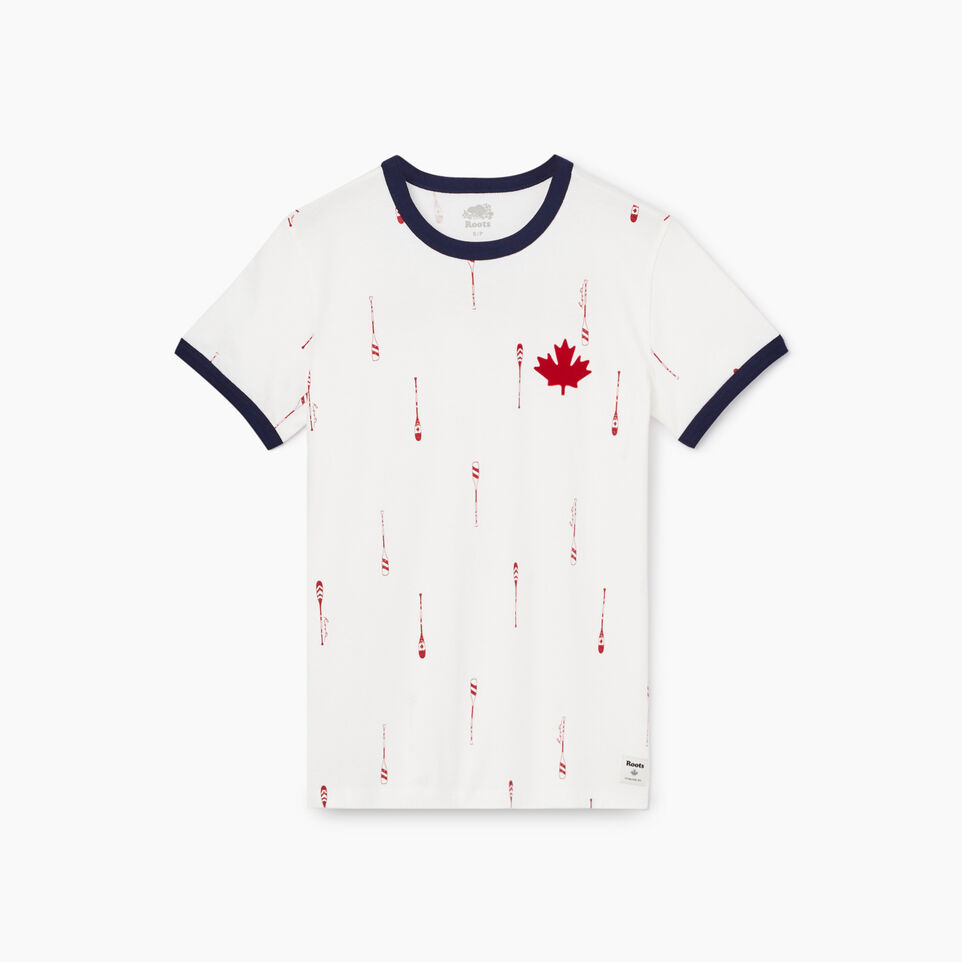 Roots-undefined-Womens Canada Paddles Ringer T-shirt-undefined-A