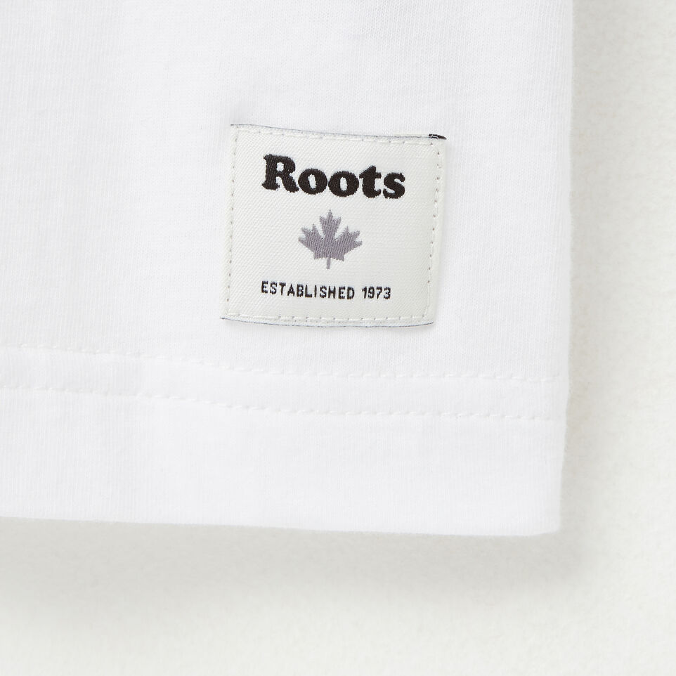 Roots-undefined-Mens Cooper Roots T-shirt-undefined-C