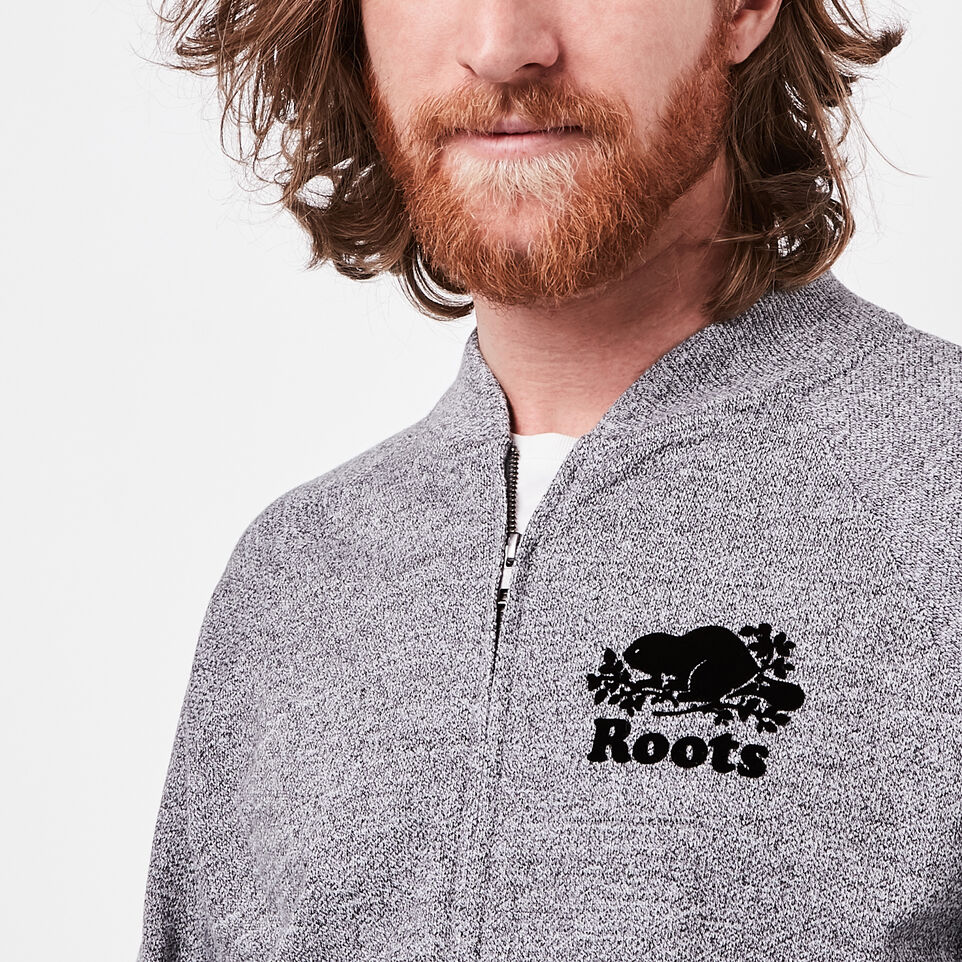 Roots-undefined-Roots Salt and Pepper Track Jacket-undefined-C