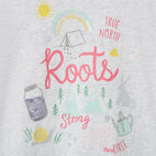 Roots-Kids Our Favourite New Arrivals-Girls Glow-in-the-dark T-shirt-undefined-D