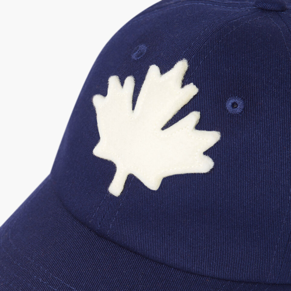 Roots-Kids Our Favourite New Arrivals-Kids Canada Baseball Cap-Navy-D