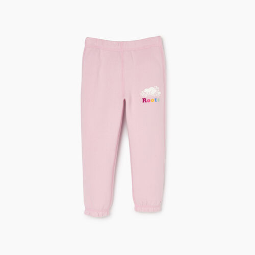 Roots-Kids Toddler Girls-Toddler Original Roots Sweatpant-Fragrant Lilac-A