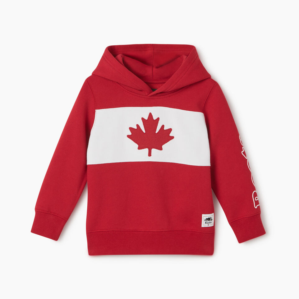 Roots-undefined-Toddler Blazon Hoody-undefined-A
