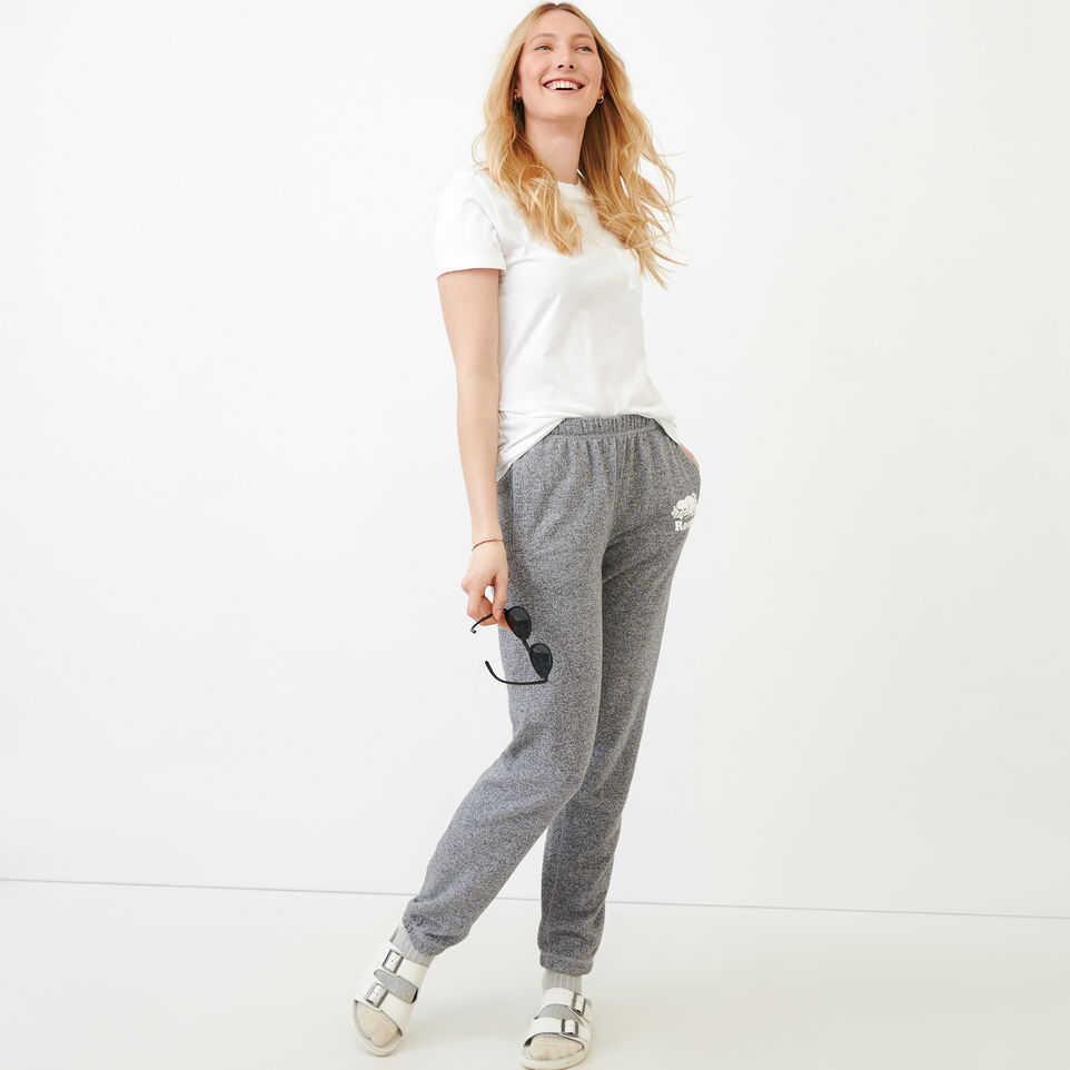 Roots-Sweats Sweatsuit Sets-Roots Salt and Pepper Original Sweatpant - Regular-Salt & Pepper-B