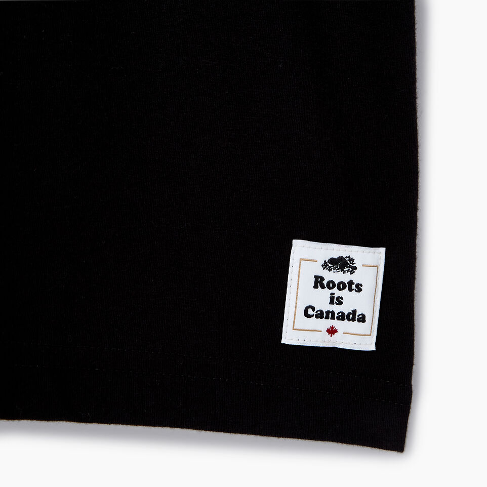 Roots-Men Canada Collection By Roots™-Mens Canada T-shirt-Black-E