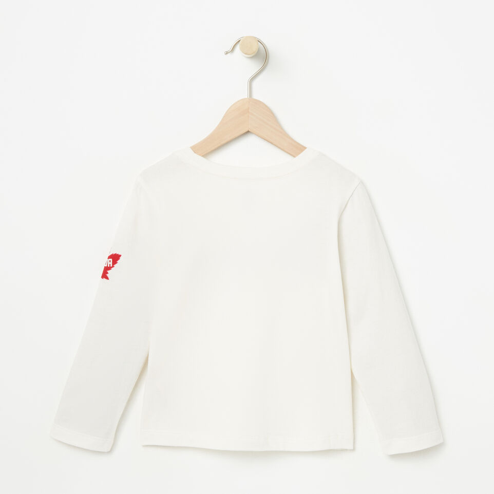 Roots-undefined-Toddler Heritage Script Long Sleeve Top-undefined-B