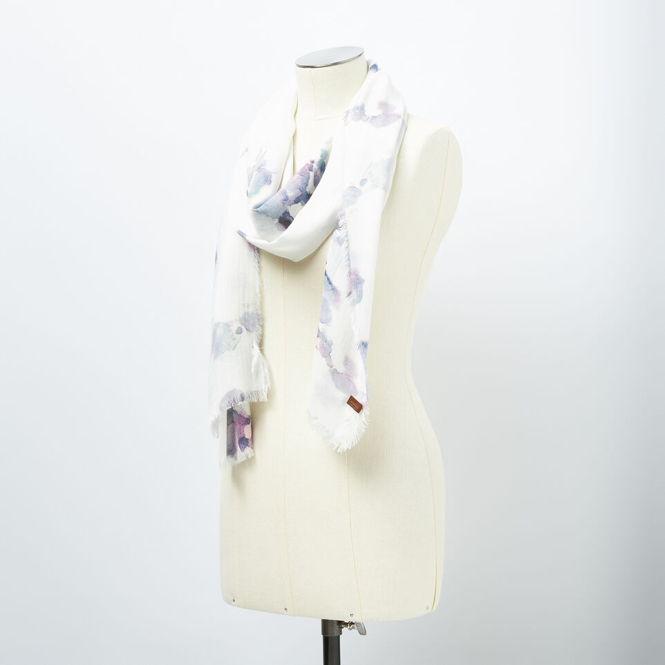 Roots-undefined-Watercolour Scarf-undefined-B