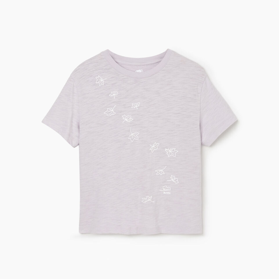 Roots-Women Categories-Womens Pender T-shirt-Thistle-A