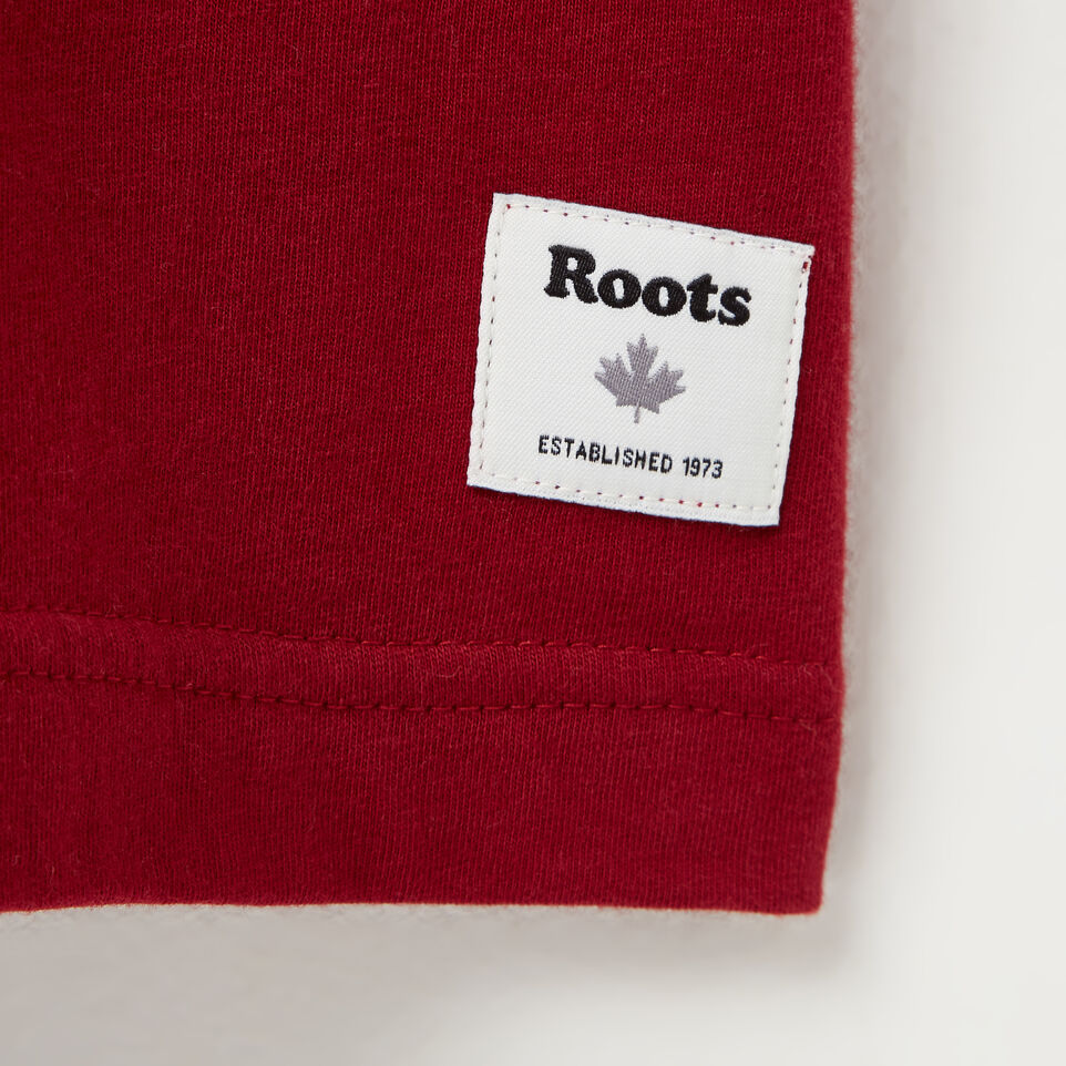 Roots-undefined-Mens Beaver Pepper T-shirt-undefined-C
