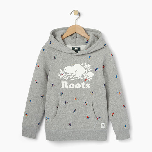 Roots-Kids Our Favourite New Arrivals-Boys Skier Kanga Hoody-Grey Mix-A