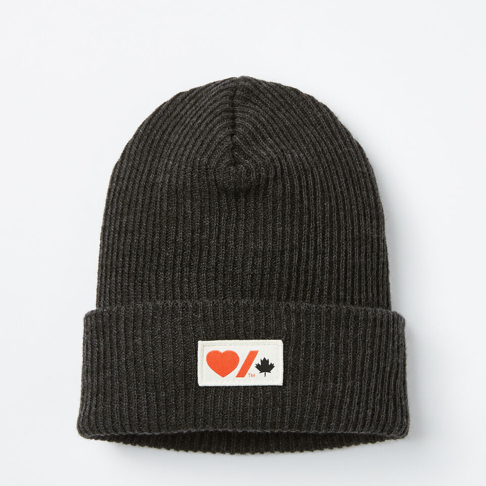 Roots-Heart & Stroke Beanie