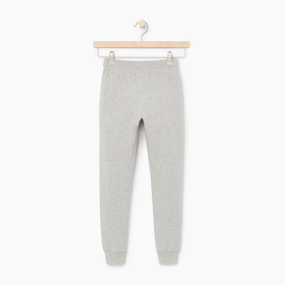 Roots-undefined-Girls Roots Varsity Sweatpant-undefined-B