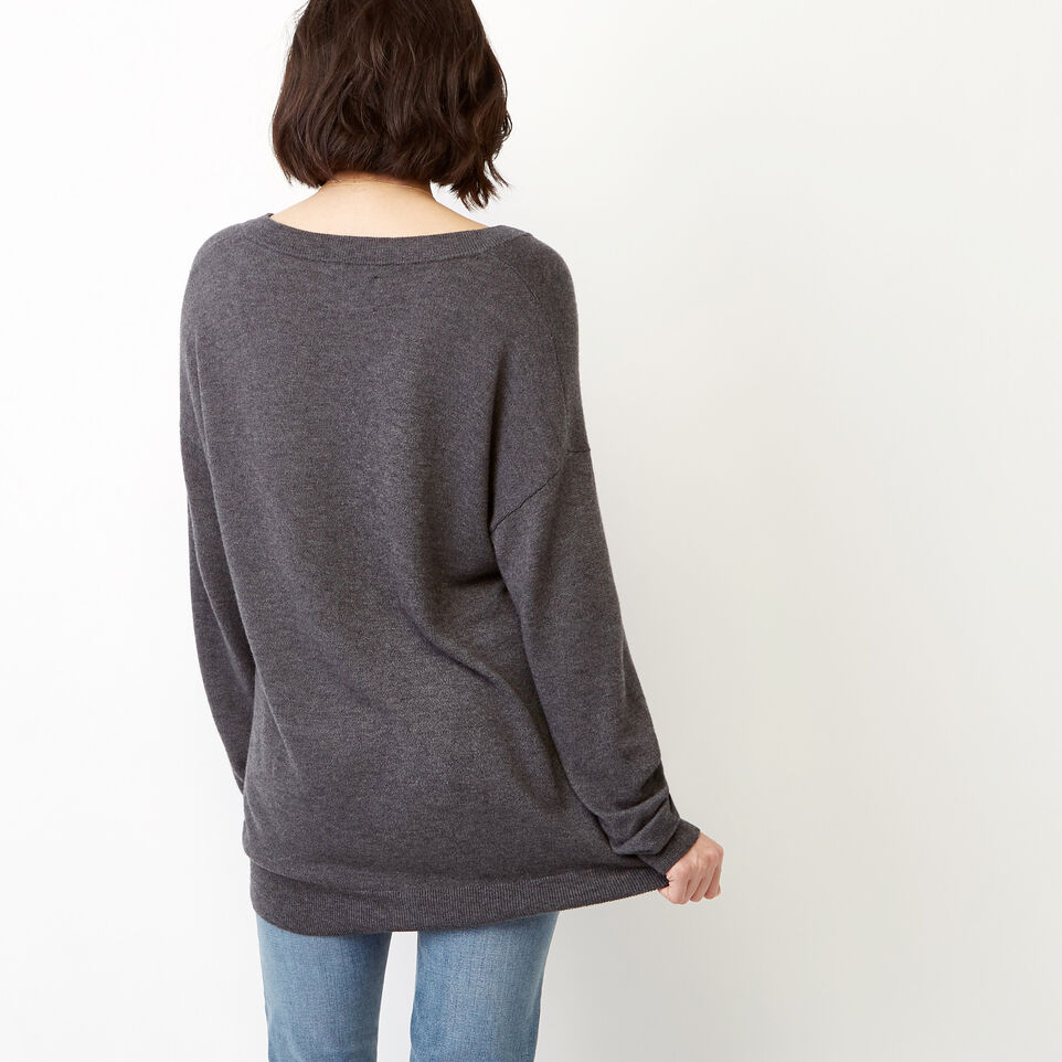 Roots-undefined-Dawson V Neck Sweater-undefined-D
