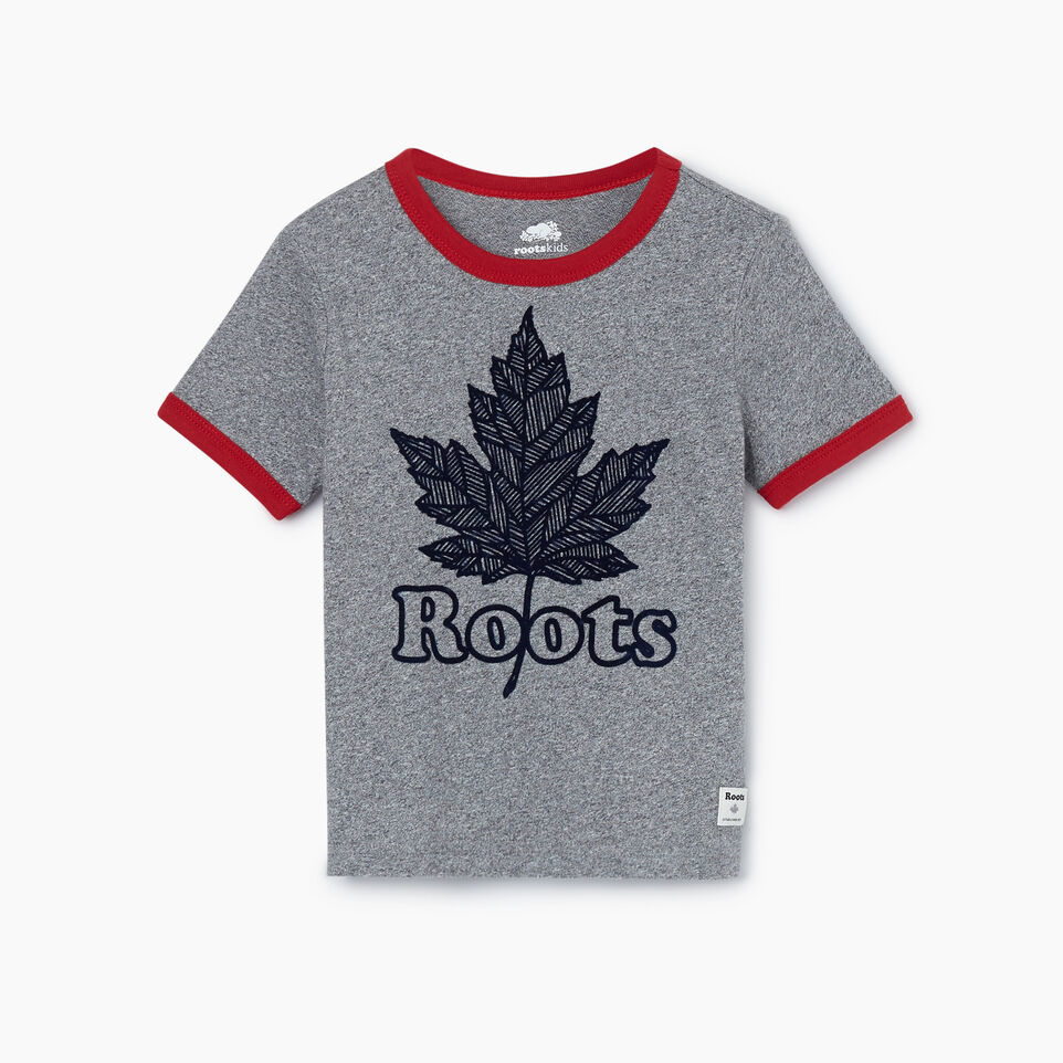 Roots-undefined-Toddler Roots Maple T-shirt-undefined-A