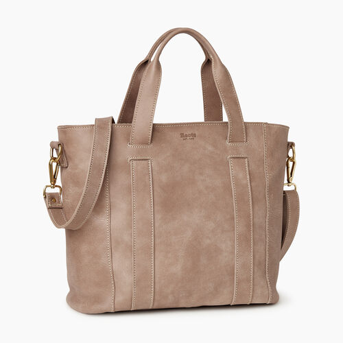 Roots-Leather Our Favourite New Arrivals-Victoria Tote-Fawn-A