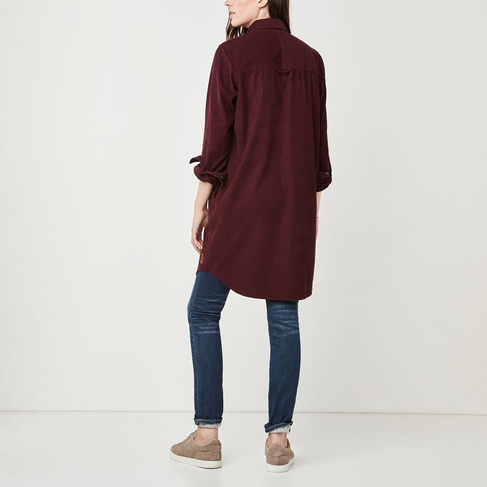 Roots-undefined-Robe Velours Côtelé Anderson-undefined-D