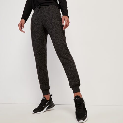 Roots-Women Slim Sweatpants-Ormont Sweatpant-Black-A