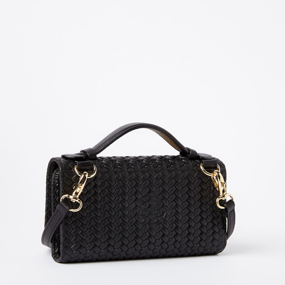 Roots-undefined-Turnlock Wallet Bag Woven-undefined-D