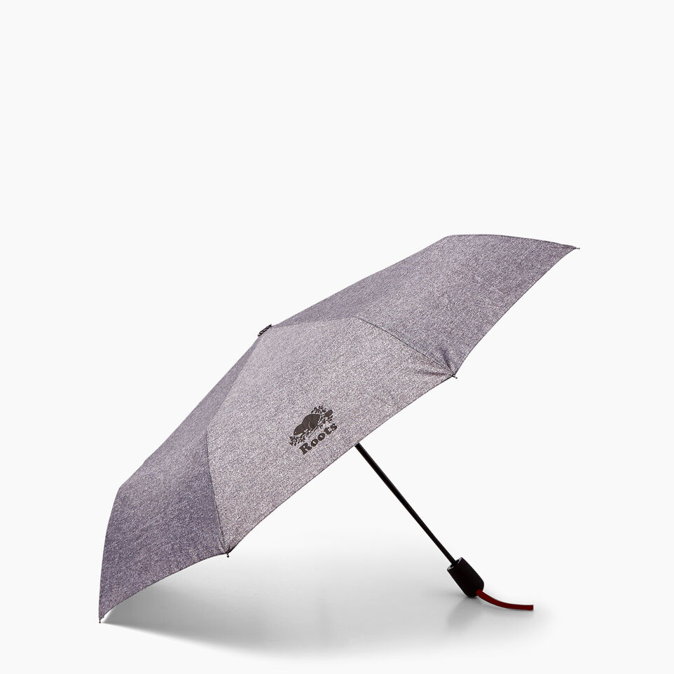 Roots-Women General Store-Roots Salt and Pepper Umbrella-undefined-B