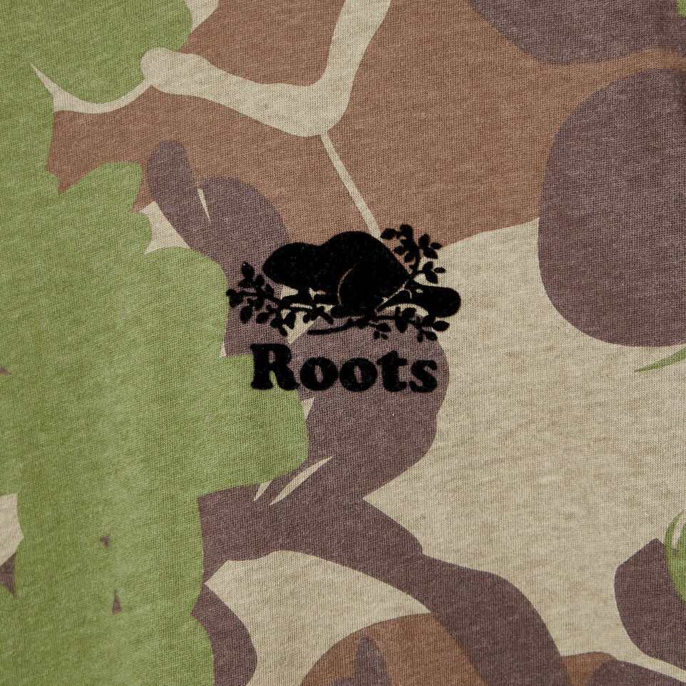 Roots-undefined-Mens Eastern Woodlands T-shirt-undefined-D