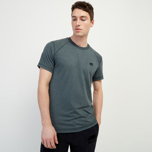 Roots-Men Our Favourite New Arrivals-Journey T-Shirt-North Atlantic Pepp-A