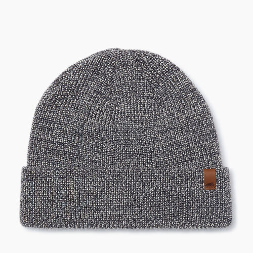 Roots-Men Accessories-Hamilton Toque-Salt & Pepper-A