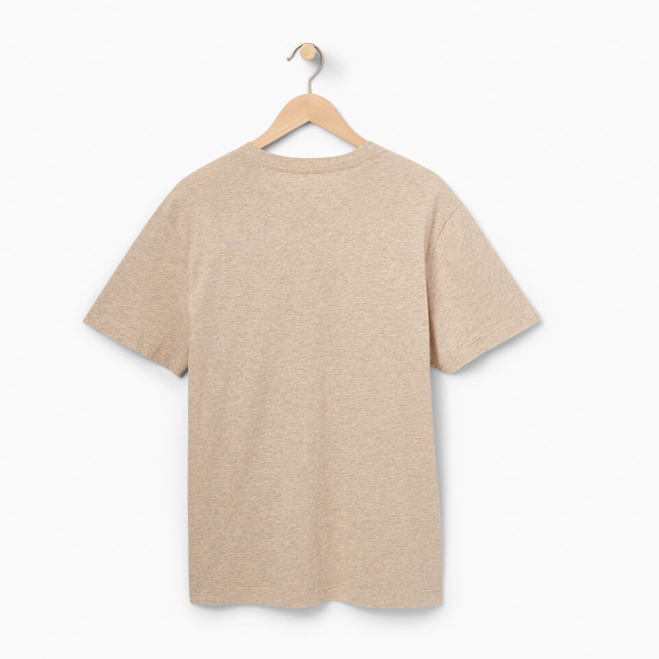 Roots-undefined-Mens New Norris T-shirt-undefined-B