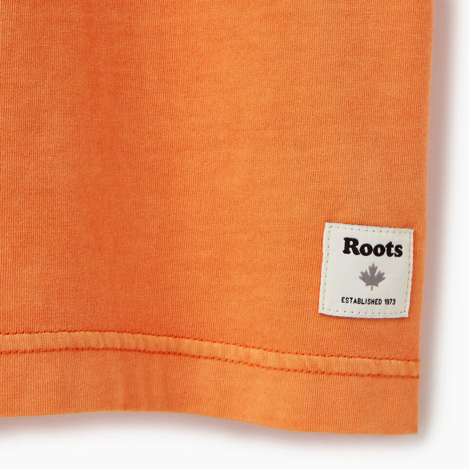 Roots-undefined-Mens Sun-oka Cooper T-shirt-undefined-C