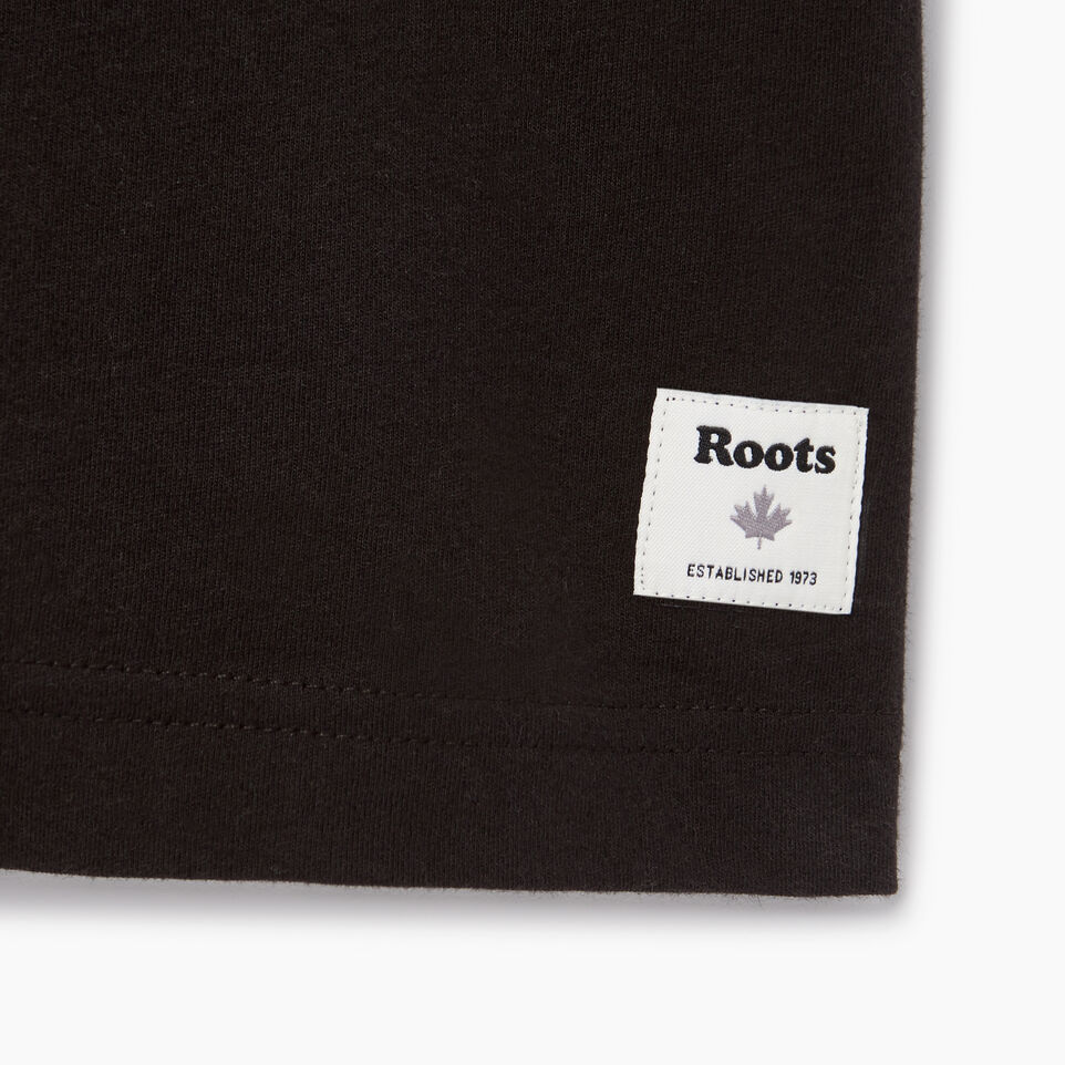 Roots-undefined-Mens Border Colours T-shirt-undefined-C