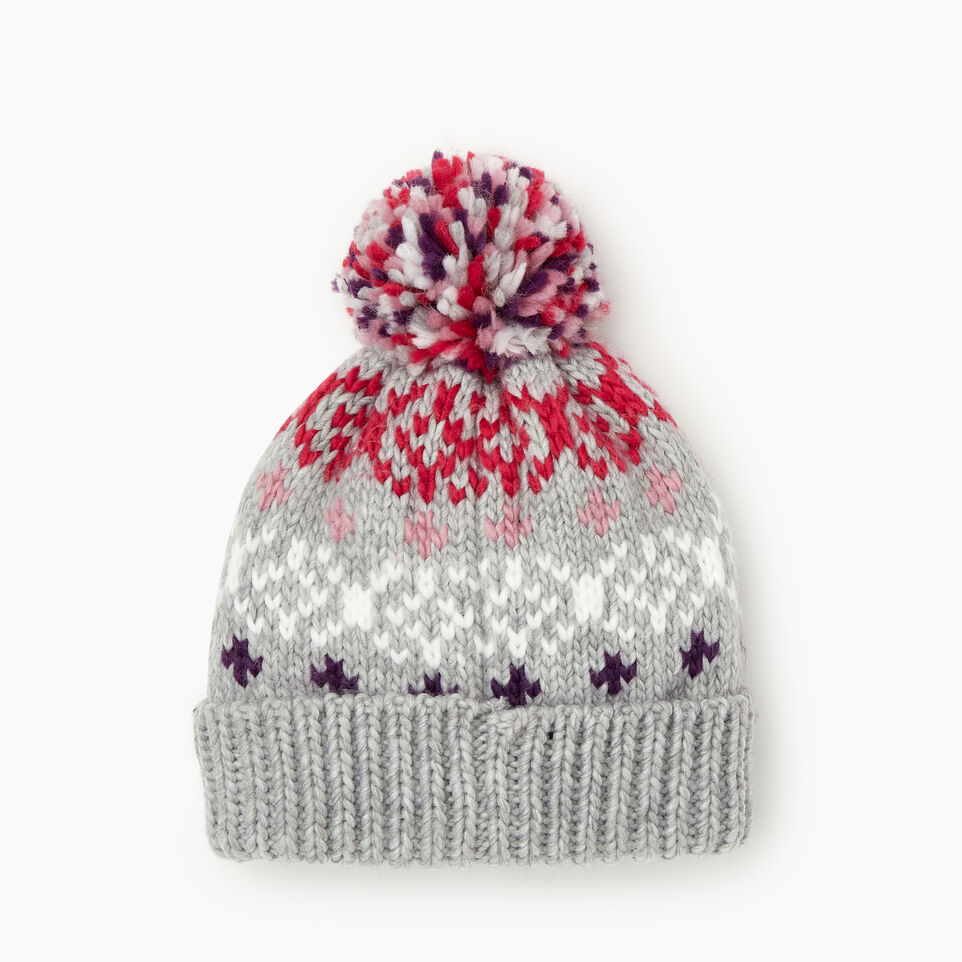 Roots-undefined-Kids Retro Fair Isle Toque-undefined-C