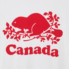 Roots-New For July Women-Womens Cooper Canada T-shirt-Crisp White-C