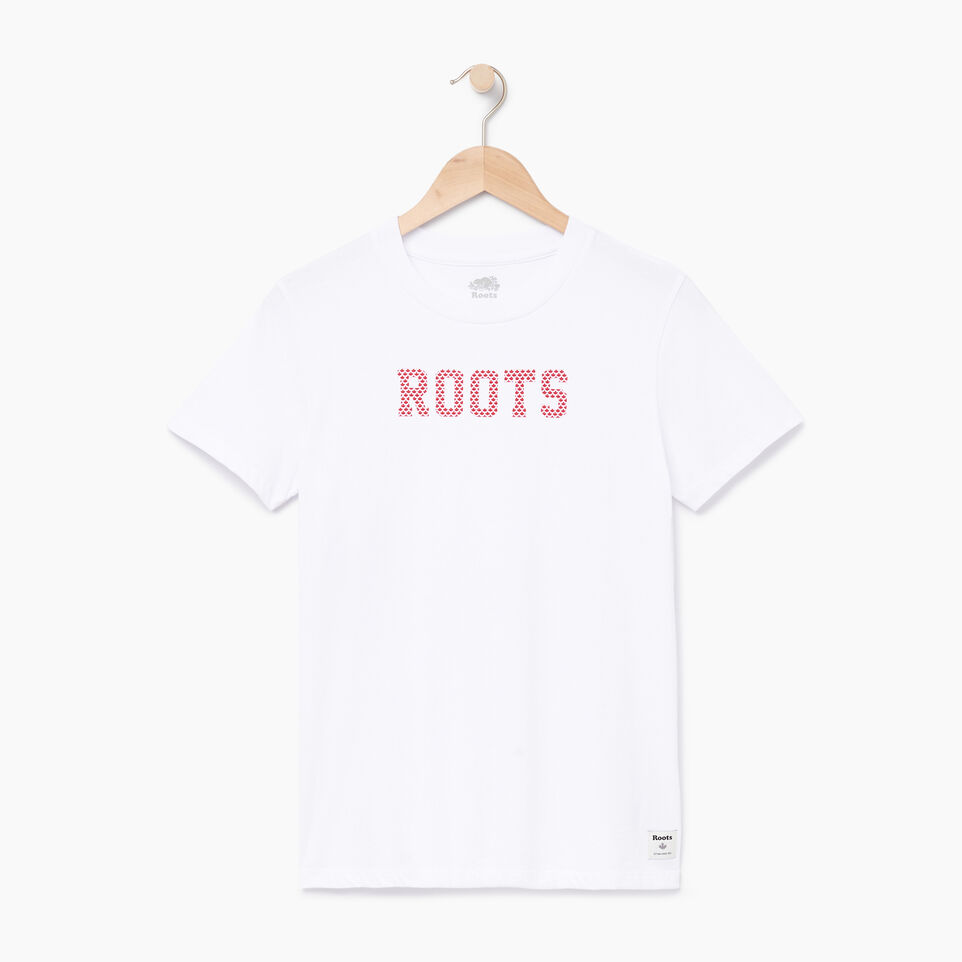 Roots-undefined-Womens Maple Roots T-shirt-undefined-A