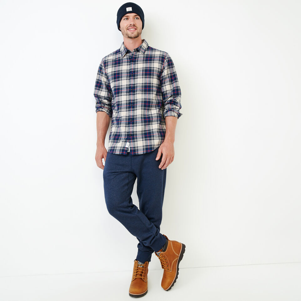 Roots-undefined-Bromont Plaid Shirt-undefined-B