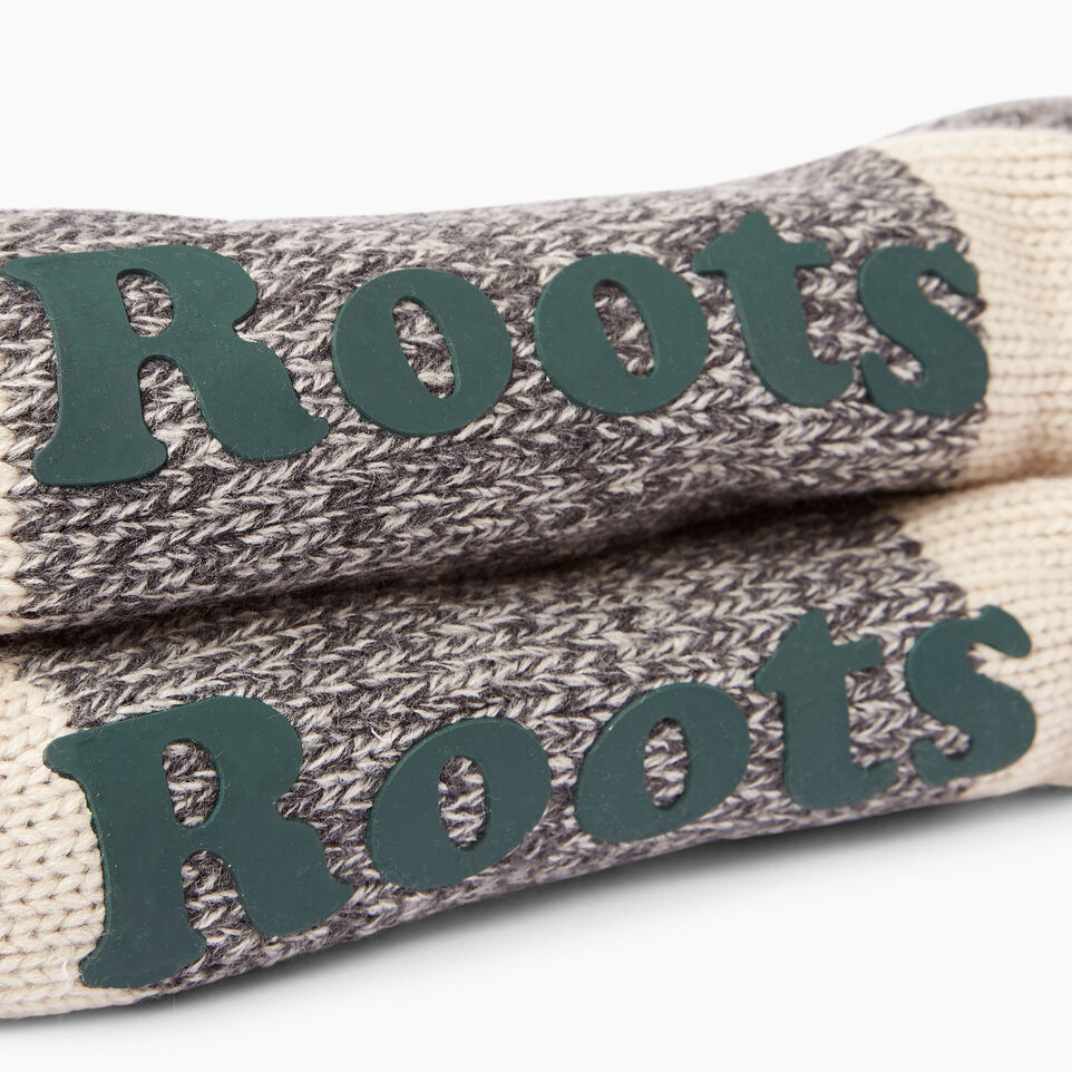 Roots-undefined-Roots Cabin Lounge Sock-undefined-C
