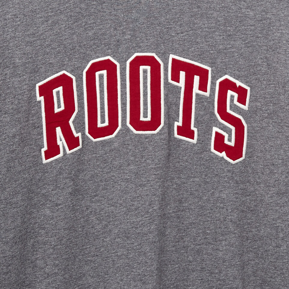 Roots-undefined-Mens Roots Arch Longsleeve T-shirt-undefined-D