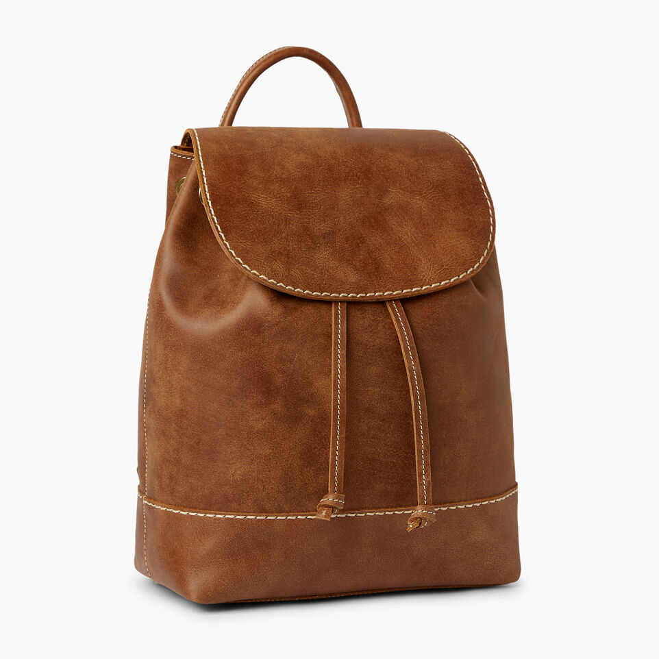 Roots-Leather Our Favourite New Arrivals-Sandbanks Pack-Natural-A